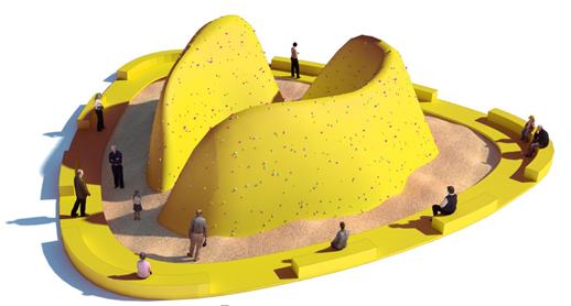 Lentilka boulder